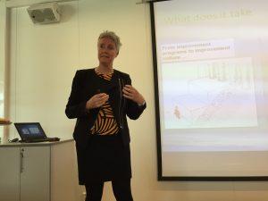 Anita Solheim - Statoil